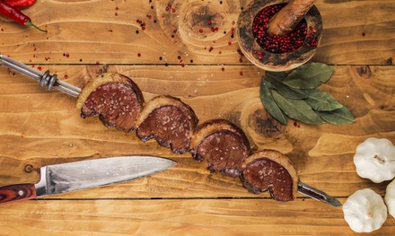 TwoHour Brazilian Grilled Steak Buffet for One, Two or Four at Touro Brazilian Steakhouse Clapham