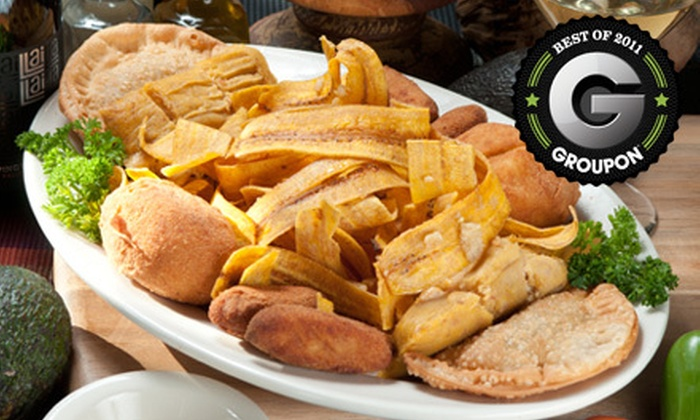 Cafe Piquet - Bellaire: Cuban Fare or Catering at Cafe Piquet in Bellaire (Half Off)