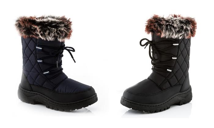 Snow Tec Girls' Snow Boots | Groupon Goods
