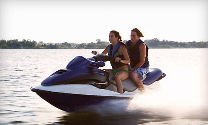 Ride-A-Wave - Southeast Boca Raton: 60- or 90-Minute WaveRunner Ride at Ride-A-Wave in Boca Raton (Up to 52% Off)