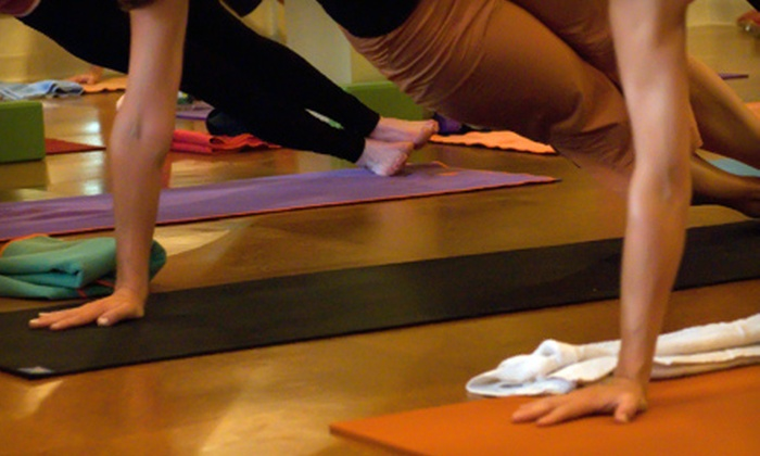 Verge Yoga - Phoenixville: $25 for 10 Yoga Classes at Verge Yoga in Phoenixville