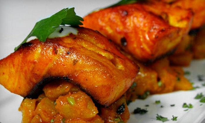 Narin's Bombay Brasserie - Afton Oaks/ River Oaks: Indian Dinner Sunday–Thursday or Friday and Saturday at Narin's Bombay Brasserie (Up to Half Off)