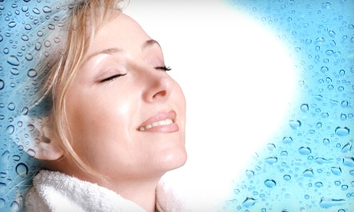 Conroe Aesthetics & Wellness - Conroe: $75 for a HydraFacial with LED Therapy at Conroe Aesthetics & Wellness in Conroe ($150 Value)