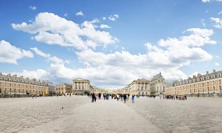 Versailles : chambre double ou triple avec pdj et champagne en option pour 2 ou 3 pers. à l'Hôtel la Résidence du Berry