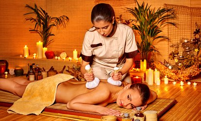 image for Two-Treatment Pamper Package at Navana World Massage (Up to 50% Off)