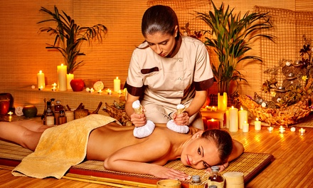 Two-Treatment Pamper Package at Navana World Massage (50% Off)