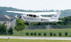 Dream Flight School: $99 for a 90-Minute intro Flight Lesson at Dream Flight School ($219.67 Value)
