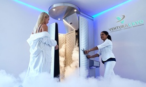 Up to 51% Off Cryotherapy Session at Ventura Cryo at Ventura Cryo, plus 6.0% Cash Back from Ebates.