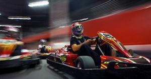 Genas Karting Aventure: 2, 4 ou 8 sessions de karting dès 25 € chez Genas Karting Aventure