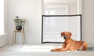 Filet amovible/barrière chien