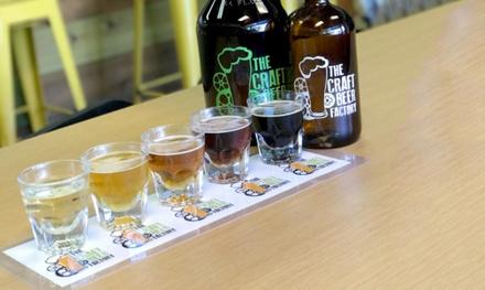 The Craft Beer Factory Marietta