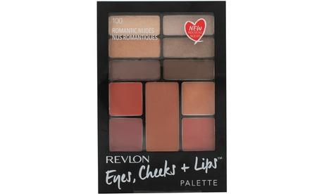 Paleta de maquillaje de ojos, labios y mejillas Revlon