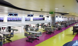 Marina Mall - Emirates Bowling Village: Bowling Game for Two or Lane Hire for Up to Five at Emirates Bowling Village, Marina Mall (Up to 53% Off)