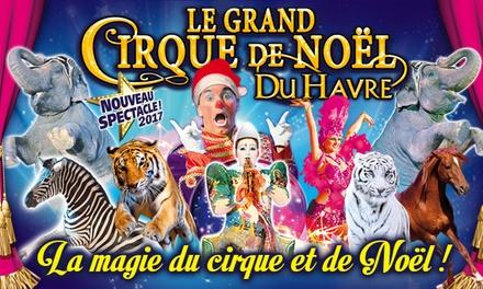 Le grand cirque de no l le havre normandie groupon - Restaurant le garde manger le havre ...