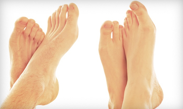 Concierge Skin Care - West Orange: Laser Toenail-Fungus Removal for One or Both Feet at Concierge Skin Care (Half Off)