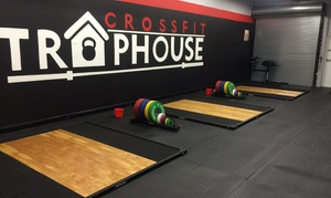 Crossfit Traphouse: Four Weeks of Membership and Unlimited Fitness Classes at CrossFit Trap House (65% Off)