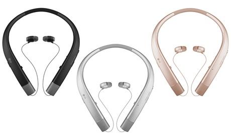 LG HBS-920 Tone Infinim Wireless Bluetooth Stereo Headset (Open Box) photo