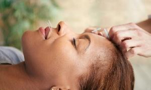 Marisa Rodrigues: 1 of 3 sessies liftende Gelaatsverzorgingvan 1u met accupunctuur en massage vanaf € 34,99
