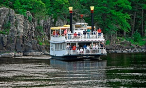 Lee's Limousine: $80 for a Wine-Tasting Tour and Riverboat Cruise from Lee's Limousine ($160 Value)