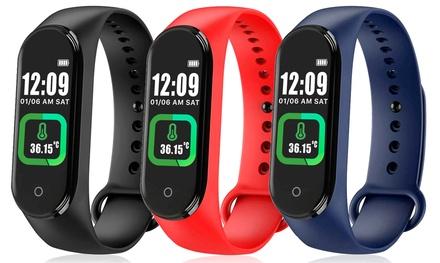 Smartwatch misura-temperatura