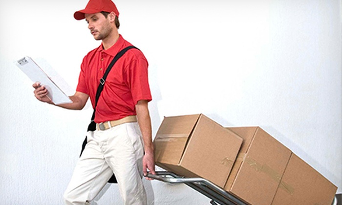 Blue Express Services - Kendall: $83 for $150 Worth of General Delivery at Blue Express Services