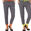 Women's French Terry Joggers (3-Pack) (Size S)