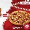 Pizza Hut sur place
