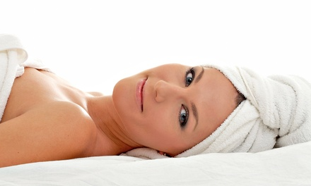$42 for a Caribbean-Therapy or Stress-Fix Body Treatment at Jade Aveda (Up to $85 Value)