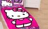 Hello Kitty Plush Blankets: Hello Kitty Plush Blankets