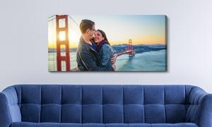 Printerpix: Tele panoramiche personalizzate in 2 formati offerte con PrinterPix (sconto fino a 75%)