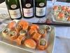 Champagner-Tasting mit Sushi