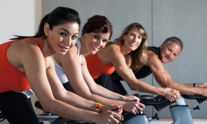 Studio Pulse: One Month of Unlimited Spinning and Fusion Classes or All Classes at Studio Pulse (Up to 81% Off)