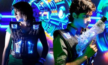 Up to 43% Off Laser Tag Pass at Ultrazone