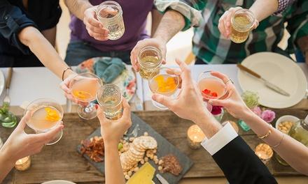 Aperitivo con cocktail e tagliere