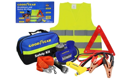 Goodyear EightPiece Vehicle Safety Kit