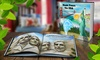 """Up to 83% Off Personalized Kids """"Tours the USA"""" Books"""