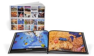Photobook Shop: Album di foto personalizzabile da 22 x 28 cm fino a 100 pagine offerto da PhotoBook Shop (sconto fino a 79%)