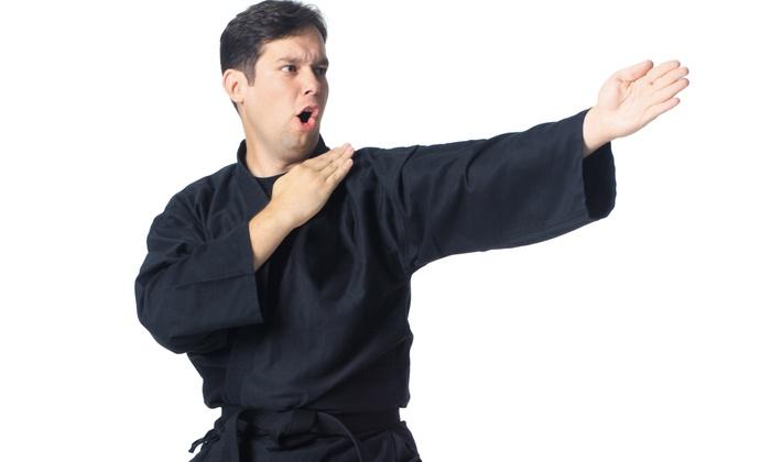 Max Scruggs Karate Center - Nashville-Davidson metropolitan government (balance): Family Karate Lessons with Uniform at Max Scruggs Karate Center (Up to 83% Off)