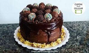 Supremos Lovely Cakes: Supremos Lovely Cakes – Olinda: bolo de 1 ou 2 kg