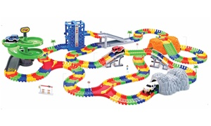 Grand Circuit flexible à construire