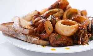 Spazio: Contemporary Mediterranean Cuisine at Spazio (Up to 50% Off). Three Options Available.