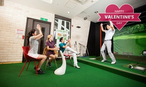 iPlanet Golf: Round of Nine-Hole Golf Simulation from R60 for One at iPlanet Golf (Up to 65% Off)