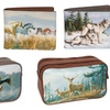 Buxton Wildlife-Art Wallets and Travel Kits