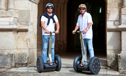 $84for a Two-Hour Duke Mansion Segway Tour for Two from Segway Fun! ($140Value)