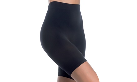 One (€12.99)or Two Pairs (€19.99)of Celluflex High Waisted Slimming Shorts
