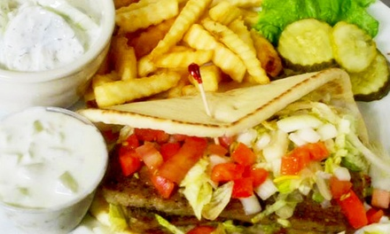 Mexican and american food capital view cafe groupon - Mexican american cuisine ...