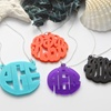 77% Off a Custom Acrylic-Monogram Necklace