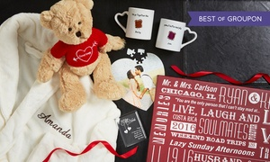 Personalization Mall.: Personalized Gifts from PersonalizationMall.com (Up to 53% Off)