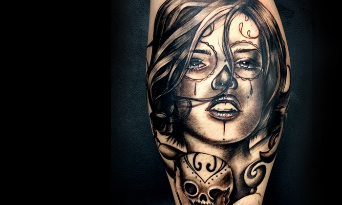 Brooklyn Made Tattoo - Bay Ridge & Fort Hamilton: $100 Towards Tattoo Services or a One- or Three-Hour Tattoo Session at Brooklyn Made Tattoo (Up to 62% Off)