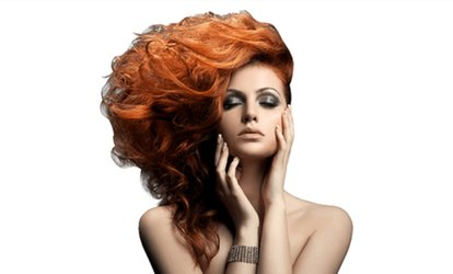 Cut, Condition and Finish and Optional Half Head Highlights from Senior Stylist at Head Quarters Bushey (Up to 63% Off)